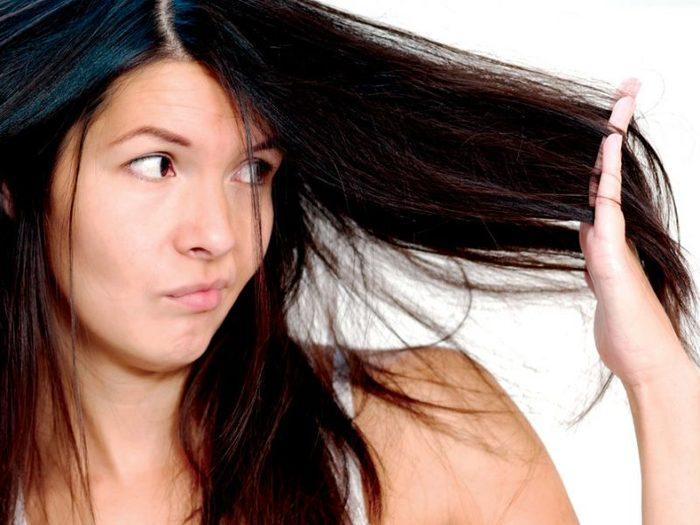 cheveux plat fin