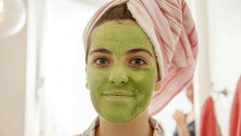 Beauté Thé Vert Peau
